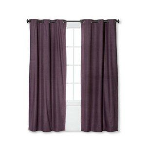 Eclipse Windsor Light Blocking Curtain Grommet